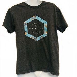 "Billabong ""HAWAII"" Crewneck T-Shirt- Small"